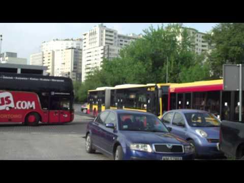 Polski Bus metro Wilanowska