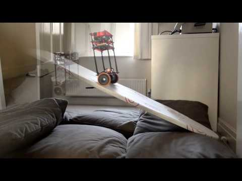 Codesys Powered Self Balancing Robot