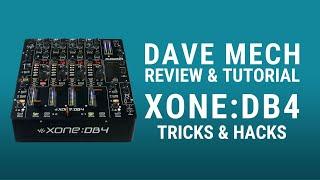 A&H Xone DB4: Secret Tricks & Hacks