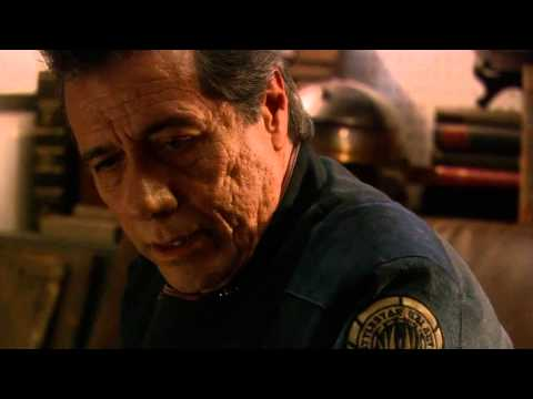 Commander Adama on police state