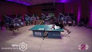 Top 10 Plays - Headis Masters 2018 from ISPO
