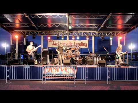Driven - Wanted Dead Or Alive Cover Live at The Jacksonville Landing