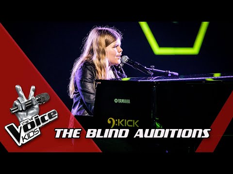Inneke - 'Toxic' | Blind Auditions | The Voice Kids | VTM