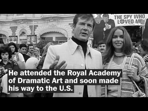 Thumbnail: Roger Moore, who held James Bond role longest, dies at 89