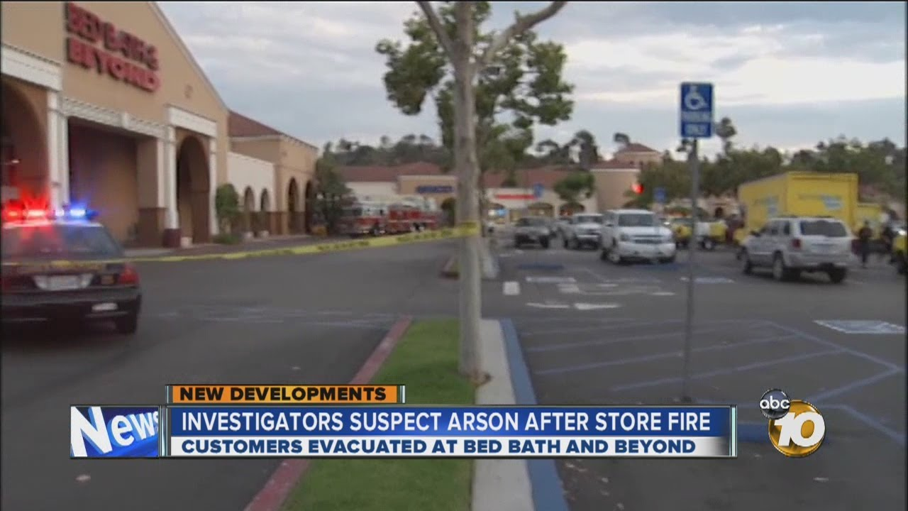 Inside bed bath and beyond - Chula Vista Bed Bath And Beyond Evacuated After Reports Of Fire Inside Store