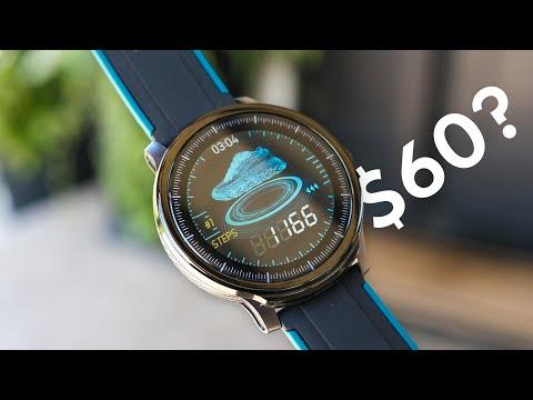 A Cheap Smartwatch That's Actually Good!