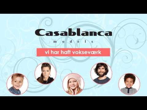 Casablanca Models - Præsentation 2016