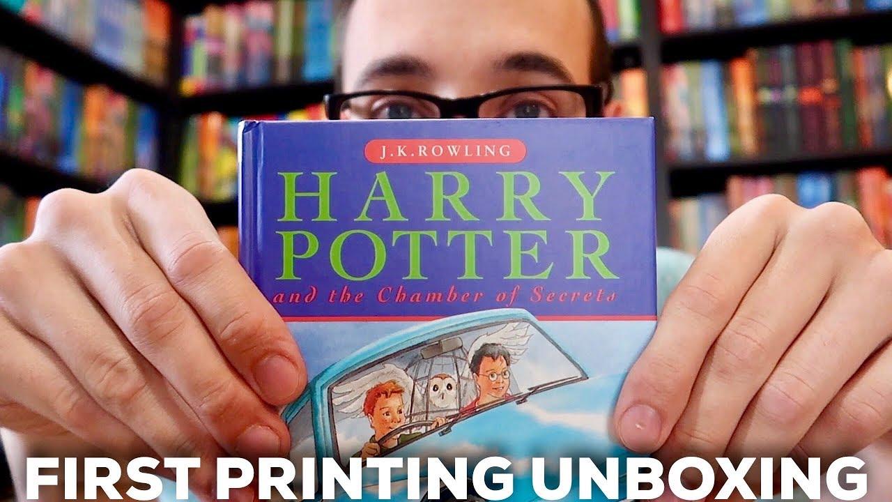 Harry Potter Book Font