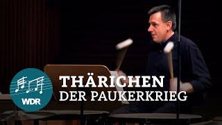 Solo percussion: Der Paukerkrieg op.55