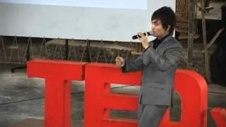 TEDxBandung - Denny Darko - Project Be[LIE]ve