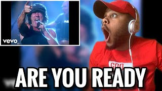 AC/DC - ARE YOU READY REACTION