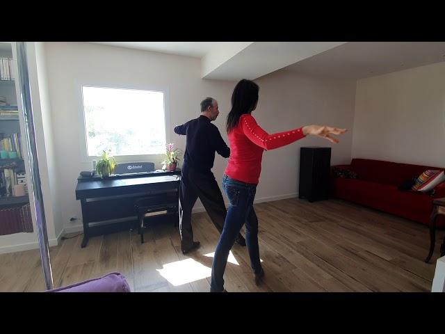 Toutes danses semaine 2