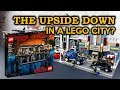 """Can the LEGO Stranger Things """"The Upside Down"""" (75810) Fit in a LEGO City?"""
