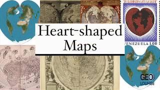 Heart-shaped Maps