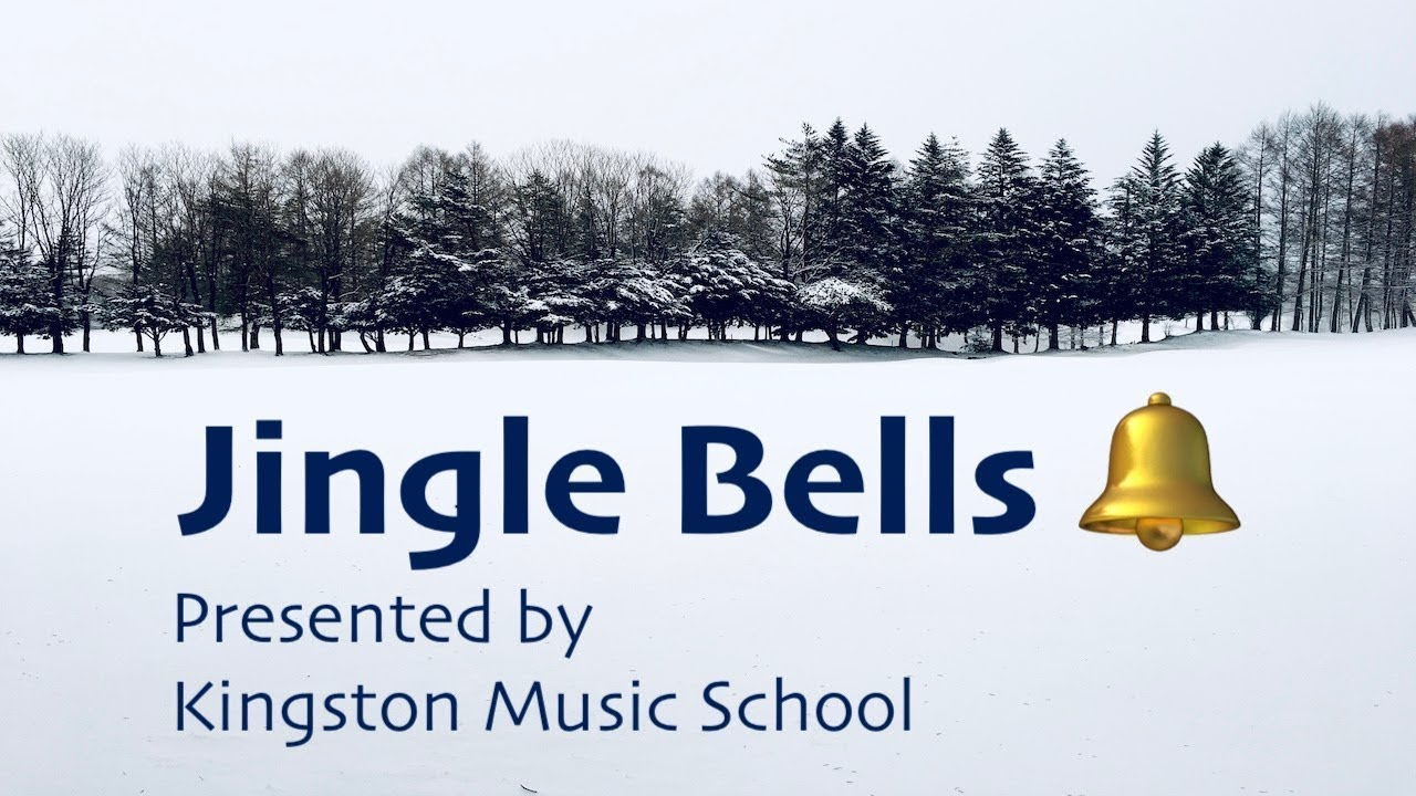Student Christmas Video #4: Jingle Bells Performed by Elin's Violin Students 🔔🛷☃️