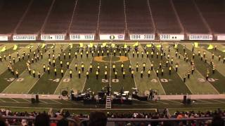 Oregon Marching Band - Evening Exhibition (Part 2 of 2) - Festival of Bands 2009 [HD]