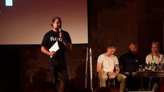 FuckUp Night Prague - Meatspace Special - Tomáš Studeník