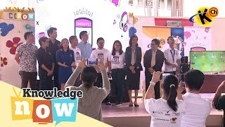 Knowledge Now | Confidently U - Concepcion Integrated School