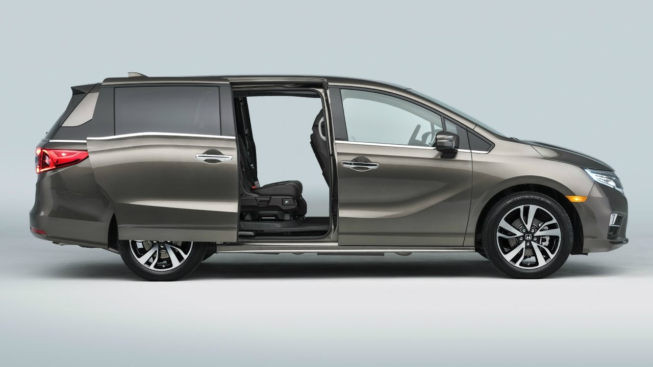 2018 Honda Odyssey Interior And Exterior