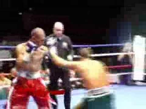 Matt Powell V Mohammed Elomar II - part 1