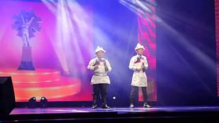 Манай нам - бурятская песня в исполнении двух Шэнэхээнских мальчиков
