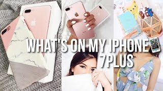 What's On My Iphone 7 Plus | OnlyKelly