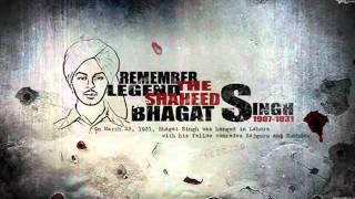 shaheed Bhagat singh shayari - hum bhi aaram utha sakte the