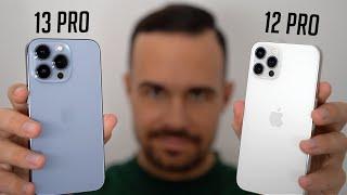 Apple iPhone 13 Pro vs. iPhone 12 Pro (Deutsch)