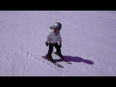 Molly Skiing Youtube