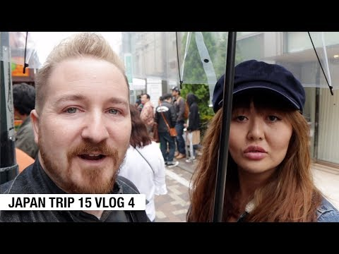 JAPAN TRIP #15 Travel VLOG #4