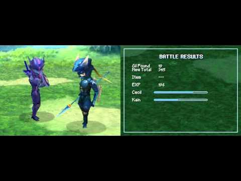 Final Fantasy IV [DS] Walkthrough 1-2 Part 2