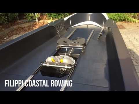 Filippi Boats: Coastal Rowing new assets
