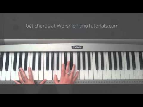 Cornerstone - Hillsong Piano Tutorial and Chords