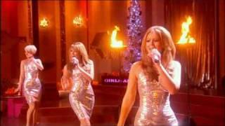 Girls Aloud - Call The Shots - December 2008