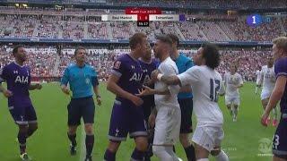 1/2 Final Real Madrid vs Tottenham 2-0 Audi Cup 2015 ( 04/08/2015 )