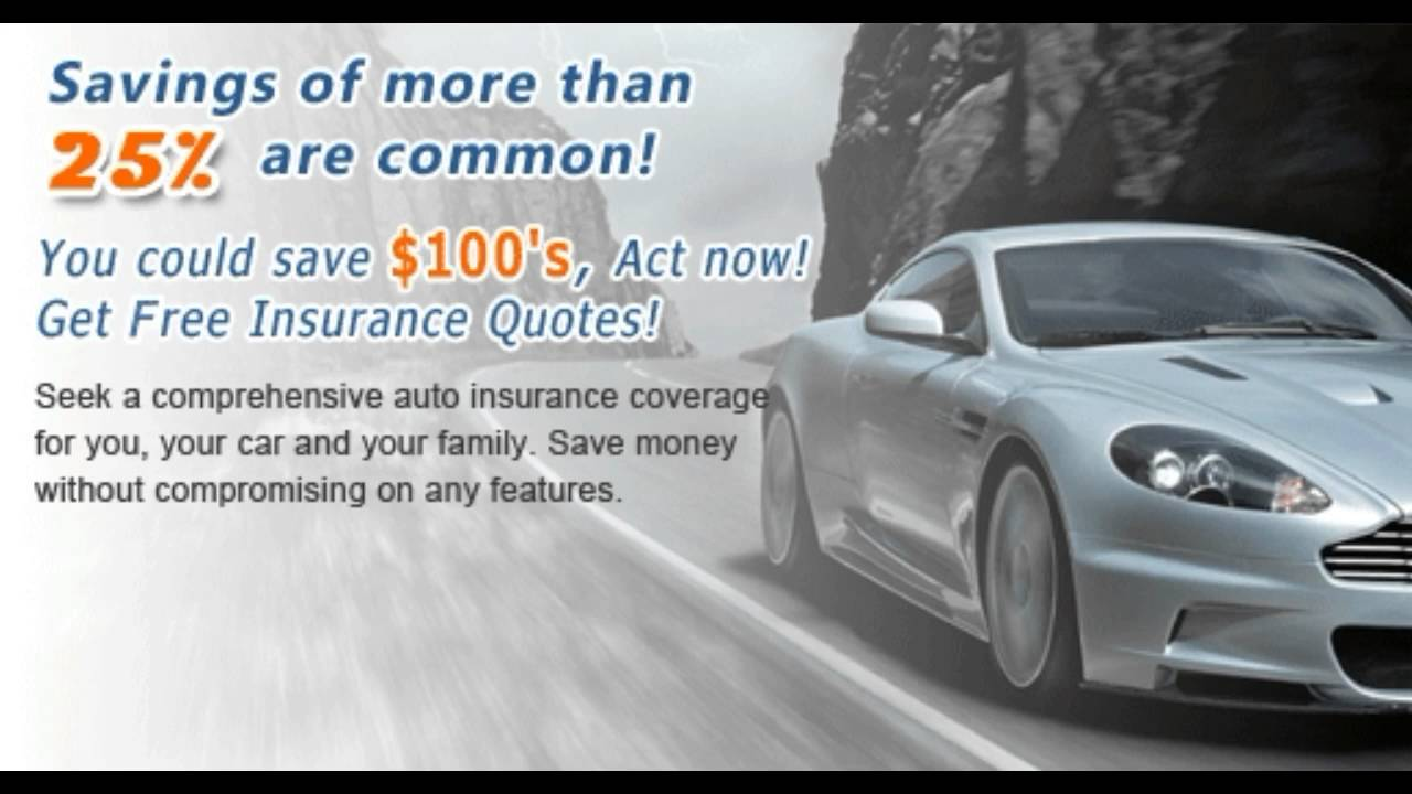 Online Car Insurance Quotes >> Free Online Car Insurance Quotes With Competitive Rates