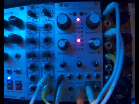 Mutable Instruments Plaits 15/30 : Switched Drum