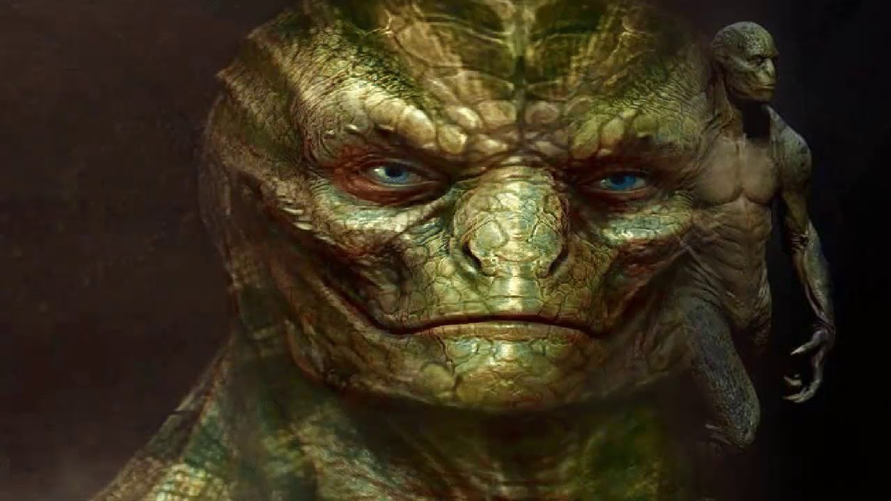 Interview With Reptilian Prince Orthello