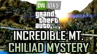 GTA 5 Conspiracy - The Incredible Mount Chiliad Mystery