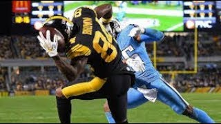 NFL: Best One Handed Catches of 2017-18 Season