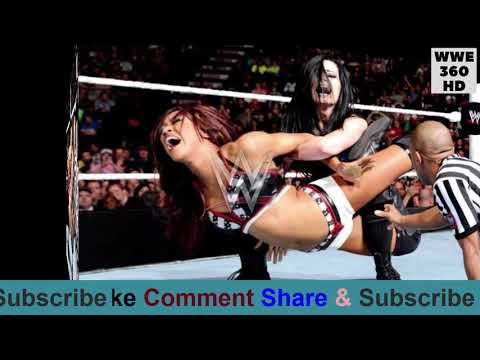 WWE right now 5 most dangerous submission holds for Female wrestlers in WWE 360 HD