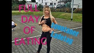 FULL DAY OF EATING - SPONTANER LADETAG IN DER DEFIPHASE - VLOG -FMA