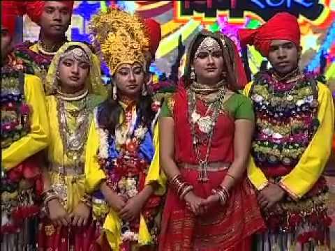 badhai folk dance coreograph by aditya namdeo mo.09827642627,09806958202