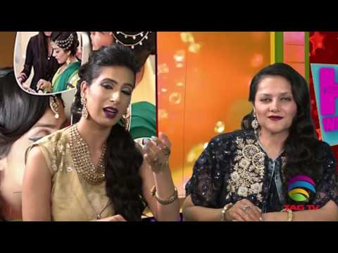 H K Stars' Makeover, Fashion & Jewellery@ TAG TV​