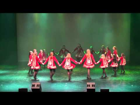 Irish Folk Dance by Eire Born - Nora Pickett Irish Dance Academy