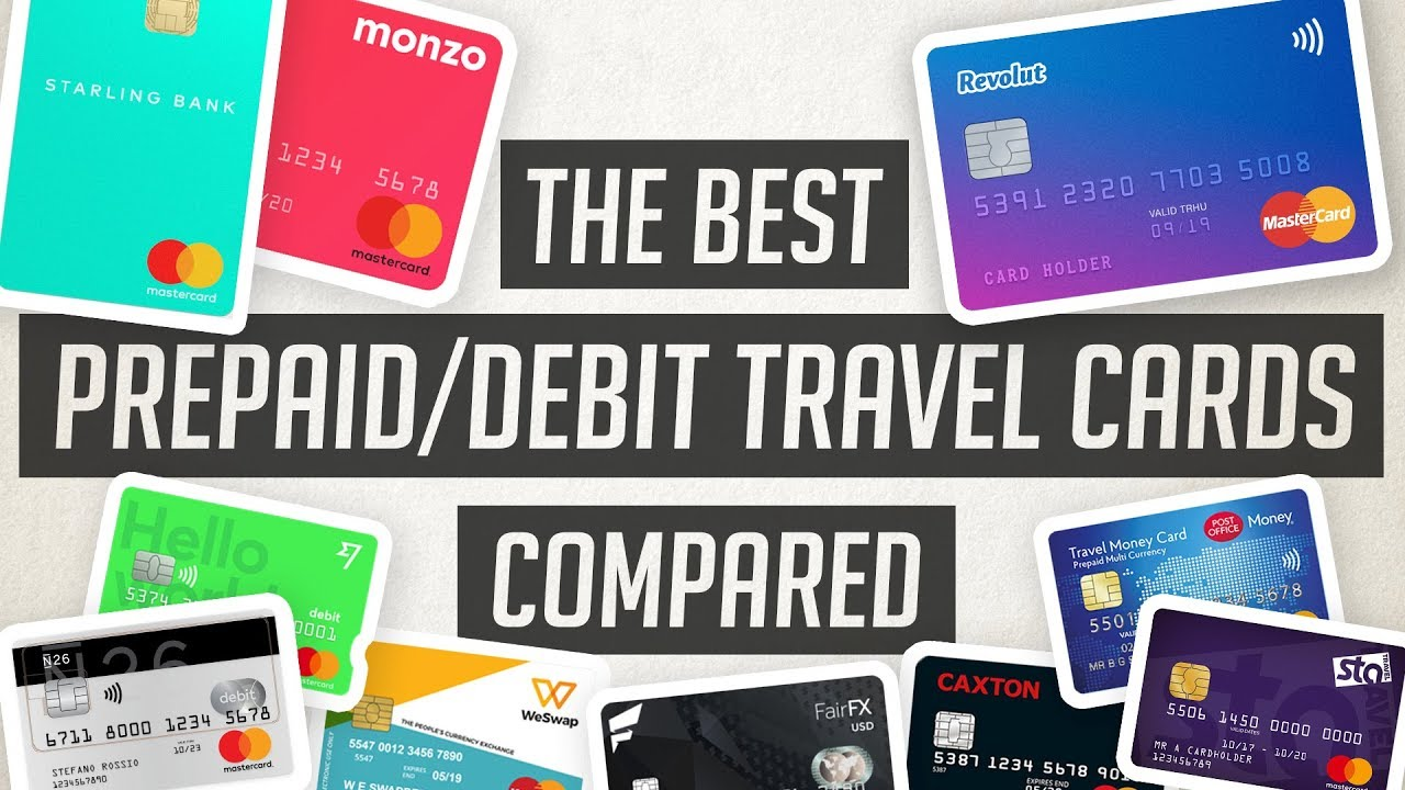 Best Travel Cards 2020.5 Best Debit Cards Uncovered For Overseas Travel In 2020
