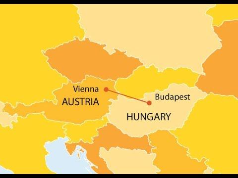 Как доехать из вены в будапешт