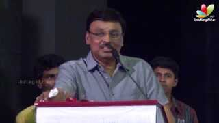 Bhagyaraj shares funny work experience with Director Bharathiraja | Ninaithathu Yaaro Audio Launch