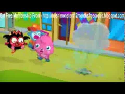 Moshi Monsters - Free Membership Codes 2012
