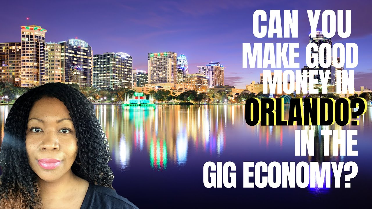 Can You Make Good Money in Florida (Orlando) In The Gig Economy? Part 1